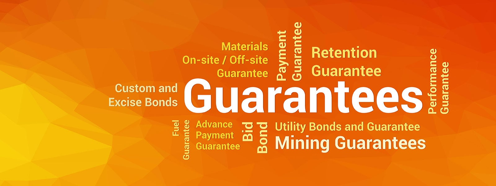 Guarantees And Specialty Finance Blend Finance